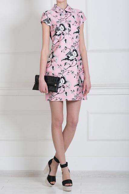 ... Платье из шерсти и шелка Morgan Diane von Furstenberg - Diane von  Furstenberg, вид 3 ... 2bc6ae10338