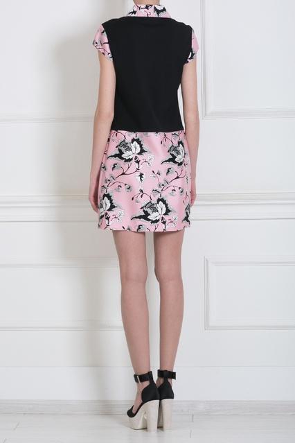 ... Платье из шерсти и шелка Morgan Diane von Furstenberg - Diane von  Furstenberg, вид 4 ... 81dfddbdff7