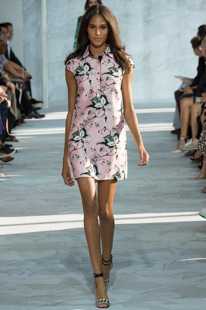 ... Платье из шерсти и шелка Morgan Diane von Furstenberg - Diane von  Furstenberg, вид 2 ... 3122ba516a3