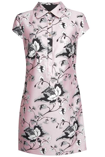 Купить · Платье из шерсти и шелка Morgan Diane von Furstenberg - Diane von  Furstenberg, вид 1 ... 38621f63b21