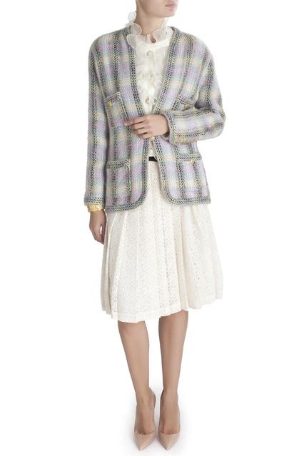 ... Твидовый жакет Chanel Vintage - Chanel Vintage, Винтаж, Винтаж Chanel  Vintage, вид 2 ... 2efc61bf887