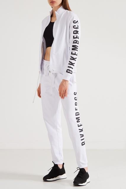 839232d4 ... Белый спортивный костюм с логотипами Dirk Bikkembergs - Dirk Bikkembergs,  Женское, Женское Dirk Bikkembergs ...
