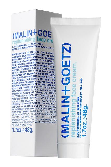 Malin+Goetz Восстанавливающий крем для лица Replenishing Face Cream 48ml