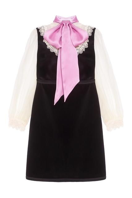 Купить Бархатное Платье Для Девочки