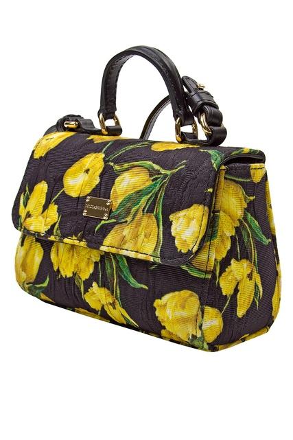 Купить онлайн брендовые сумки DolceGabbana от 7 500 руб в