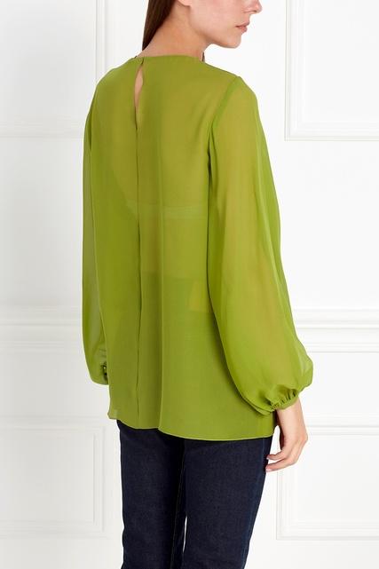 Натуральные Шелковые Блузки Купить