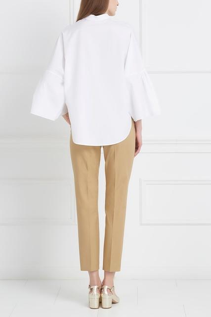 Блузки с широкими рукавами купить