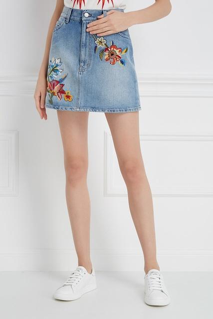 Интернет магазин джинсовой одежды юбка