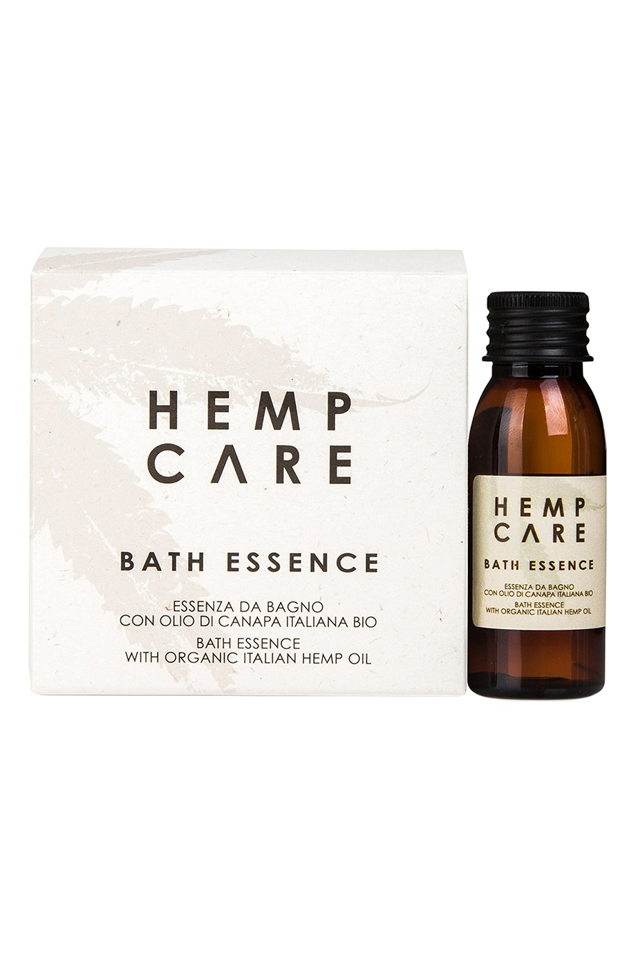 Эссенция для ванны, 9х33 ml Hemp Care (фото)