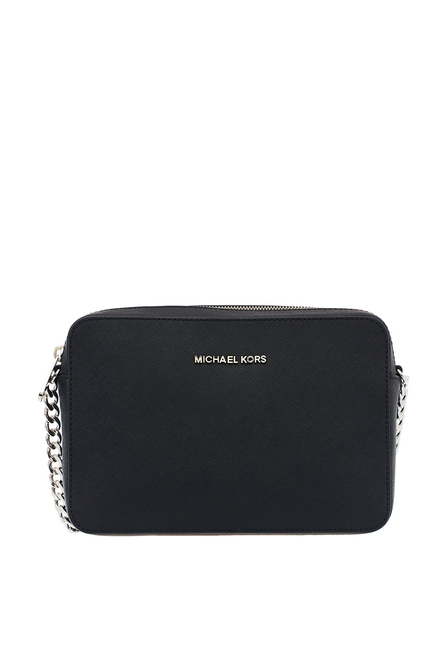 Черная сумка Crossbodies Michael Michael Kors (фото)