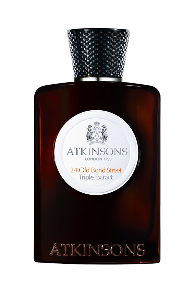 Atkinsons Одеколон 24 Old Bond Street Triple Extract, 50 ml cordyceps sinensis 50 1 extract 50