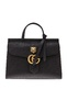 Кожаная сумка GG Marmont leather top handle bag Gucci - Gucci, Сумки, Сумки Gucci,  вид 1