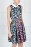 Хлопковое платье Lordew Mary Katrantzou - Mary Katrantzou, Sale, Sale Mary Katrantzou,  вид 4