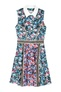 Хлопковое платье Lordew Mary Katrantzou - Mary Katrantzou, Sale, Sale Mary Katrantzou,  вид 1