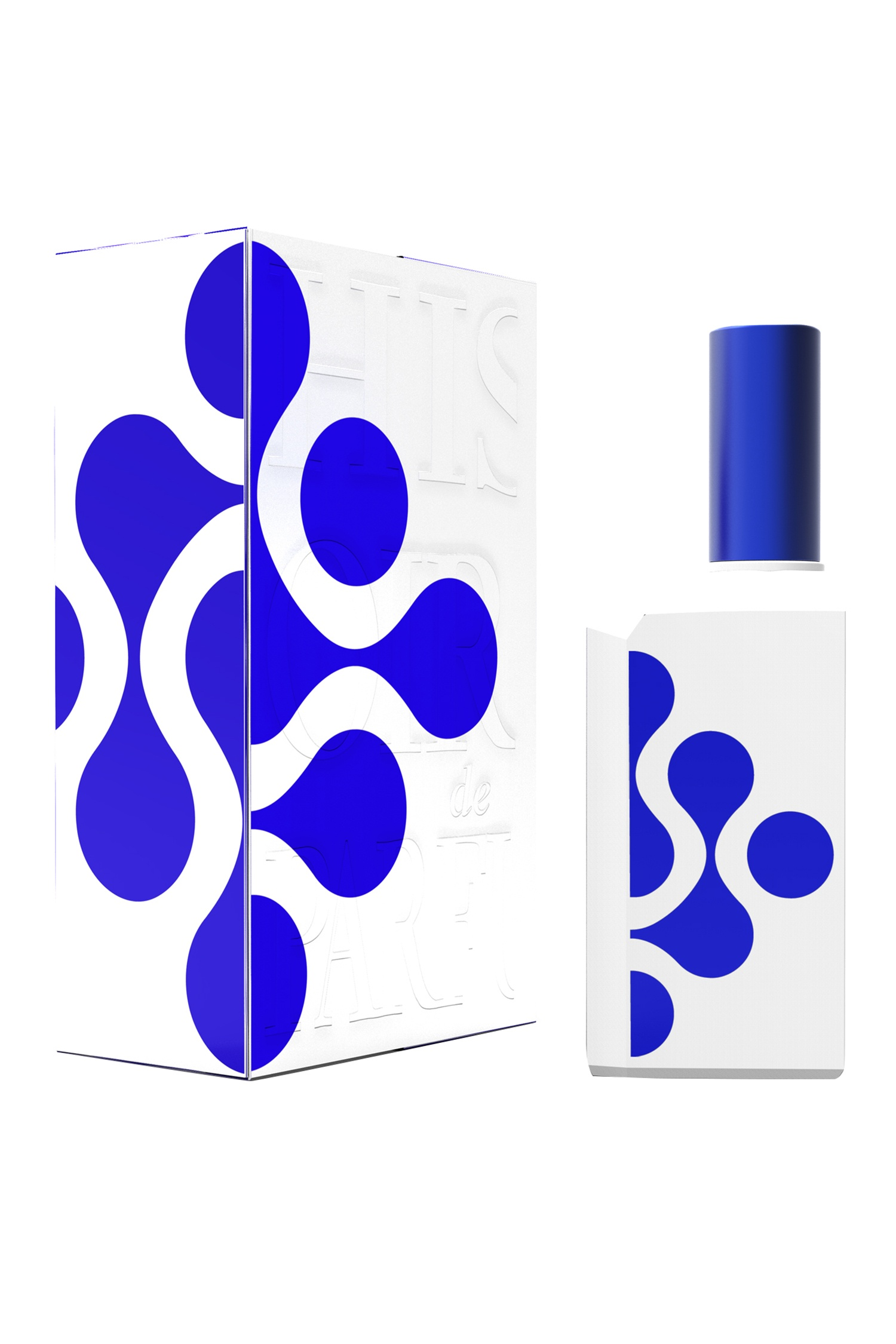 Парфюмерная вода this is not a blue bottle 1/.5, 60 ml Histoires De Parfums (фото)