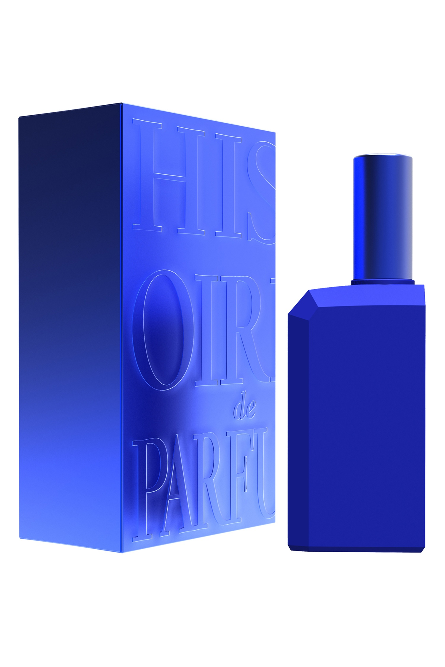 Парфюмерная вода this is not a blue bottle 1/.1, 60 ml Histoires De Parfums (фото)