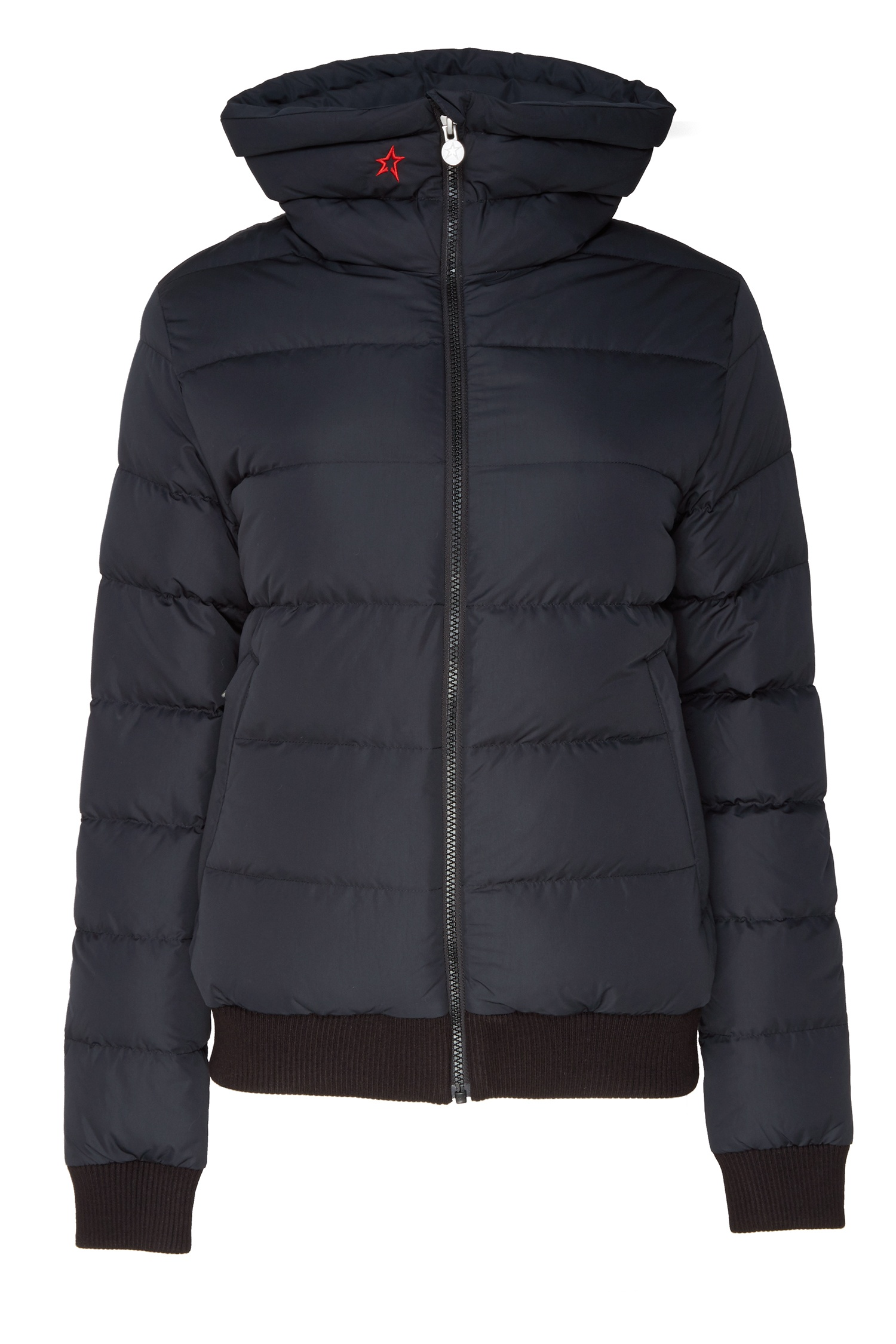 2b01632d5034 Черная горнолыжная куртка на пуху Super Star Perfect Moment – купить ...