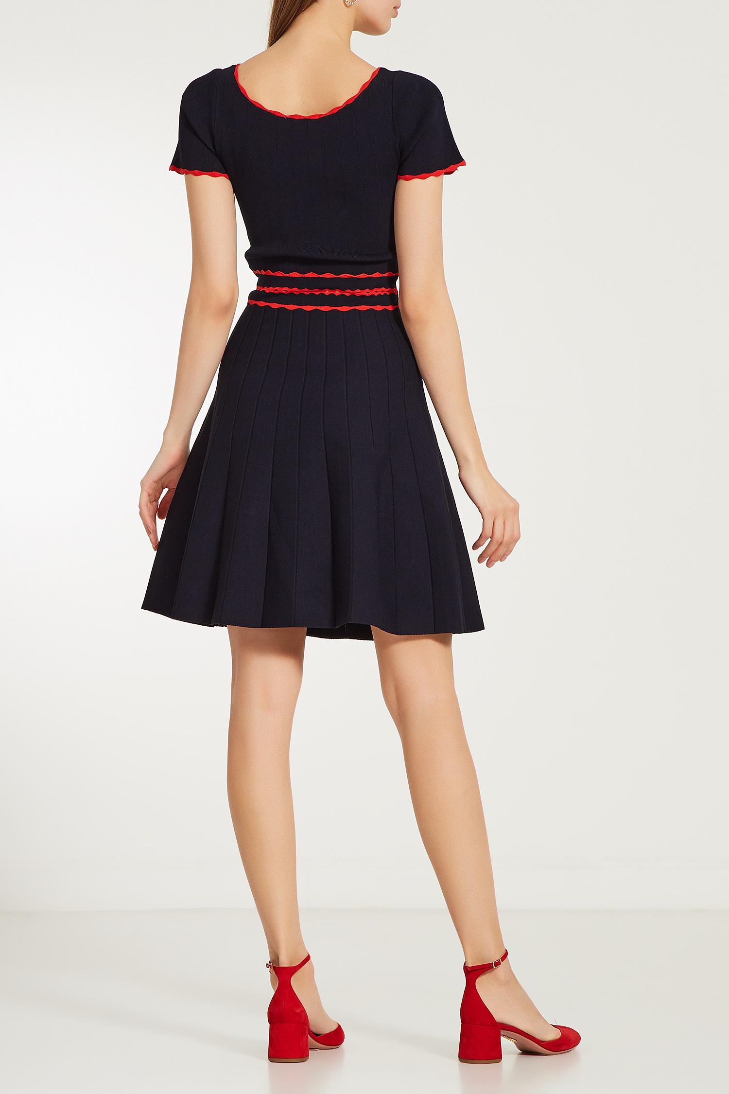 78d0d14b8a9 Платье мини с отделкой тесьмой Enrick Sandro – купить в интернет ...