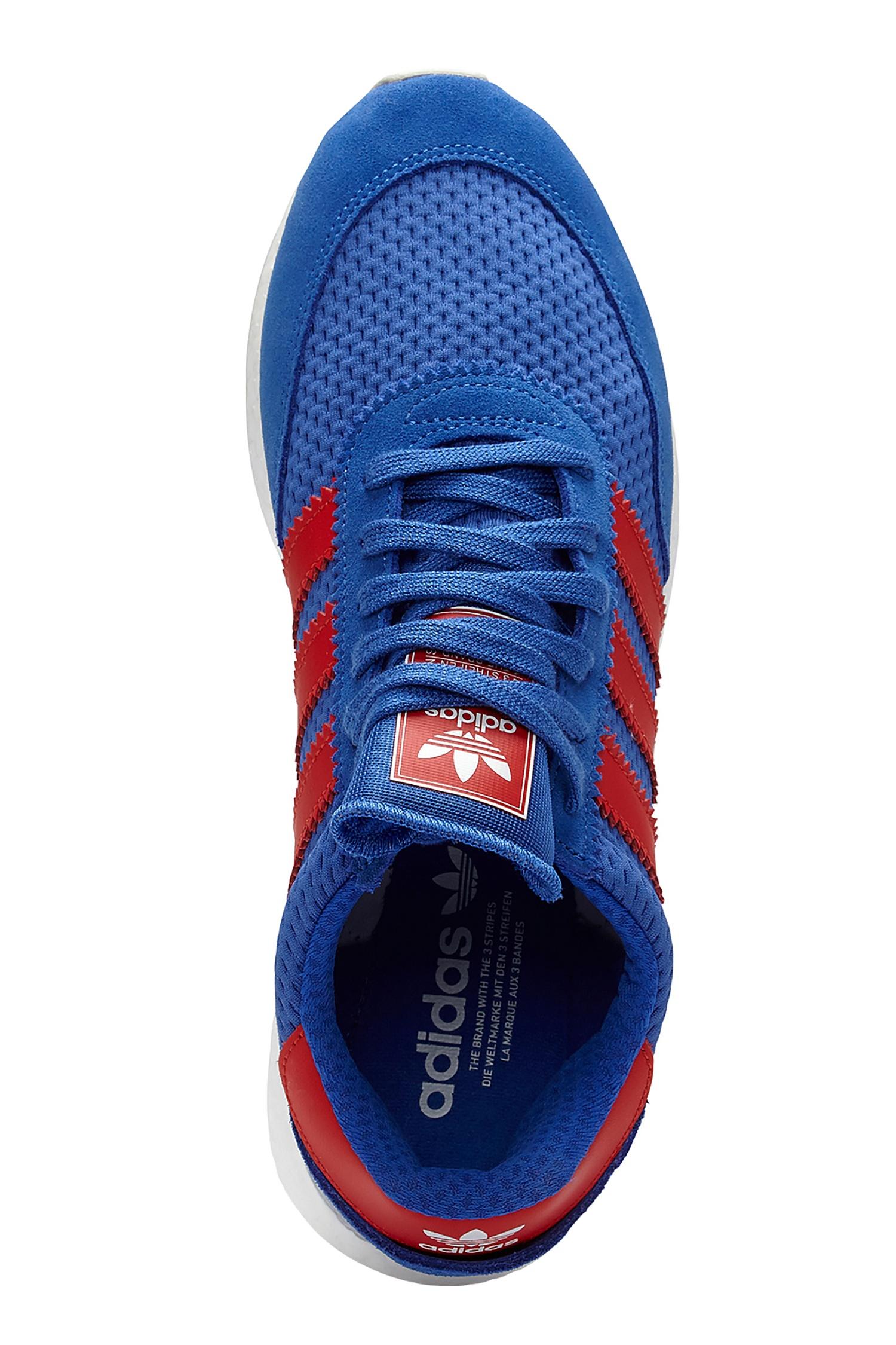 79de60ba Красно-синие кроссовки I-5923 Runner Adidas – купить в интернет ...