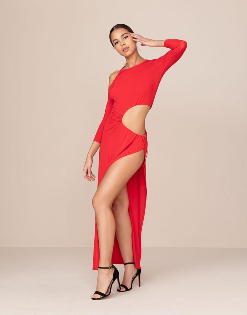 36d53bb6da02329 Пляжное платье Zofia красное цвет Красный купить за 45000 р. в ...