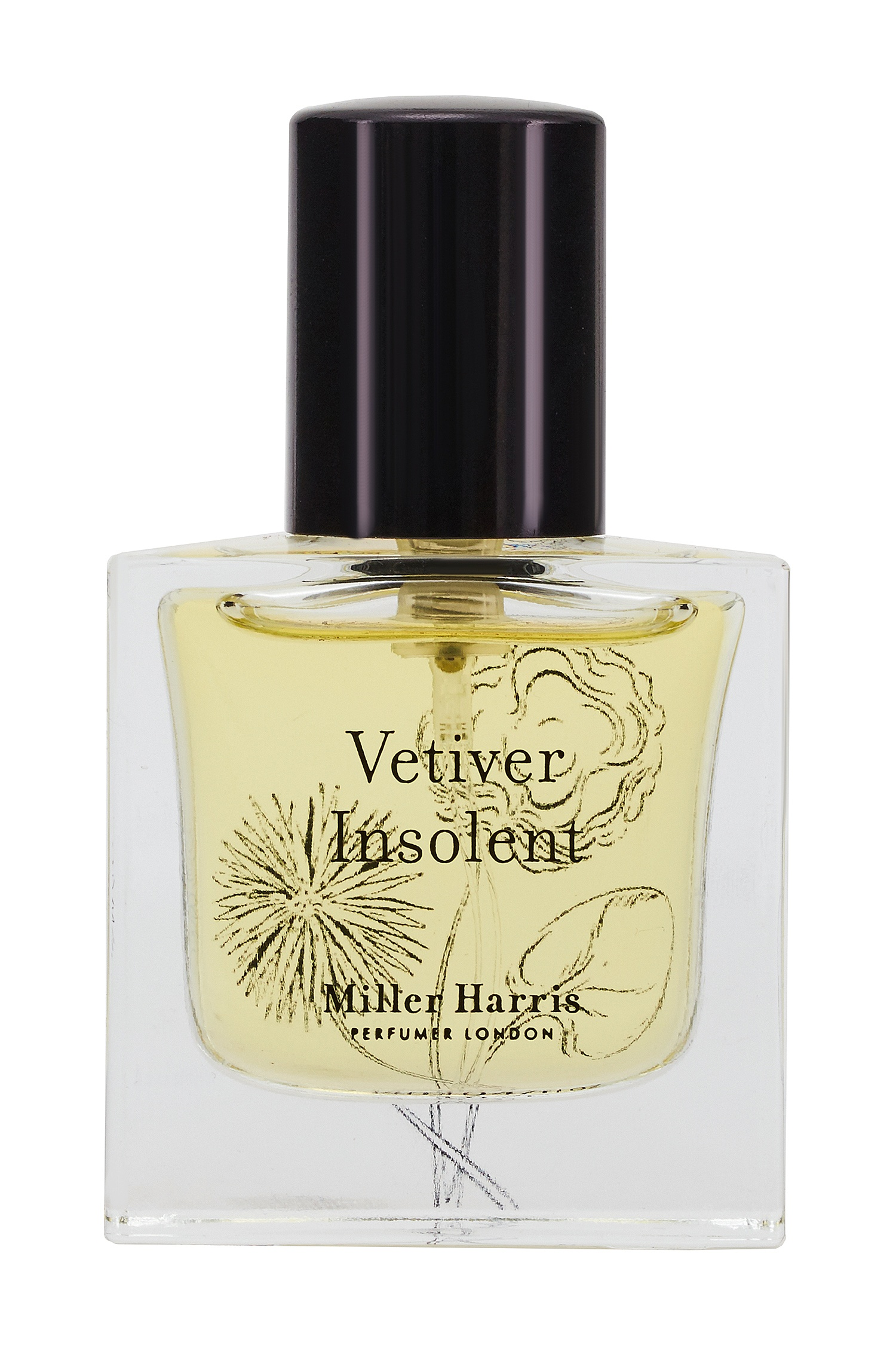 Парфюмерная вода Vetiver Insolent, 14ml Miller Harris (фото)