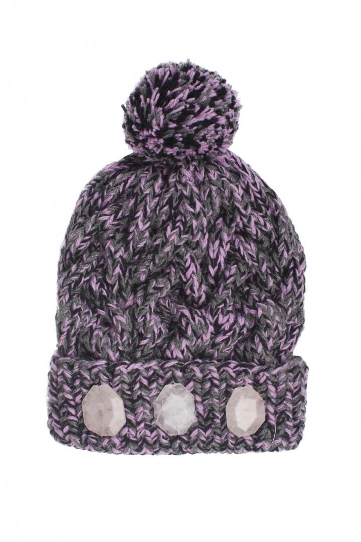 Кашемировая шапка