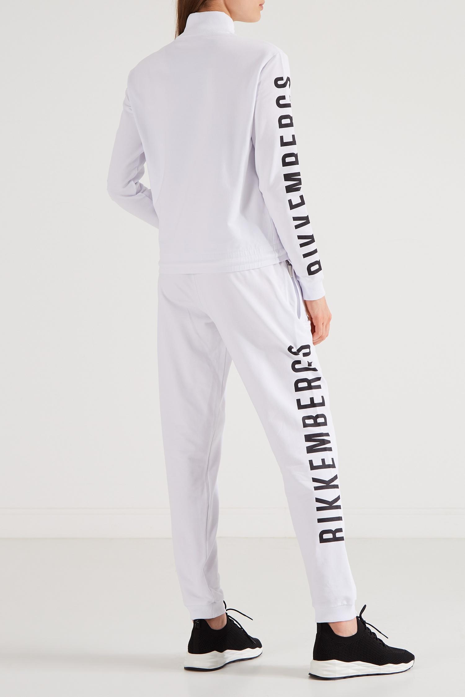 863c50fa Белый спортивный костюм с логотипами Dirk Bikkembergs – купить в ...