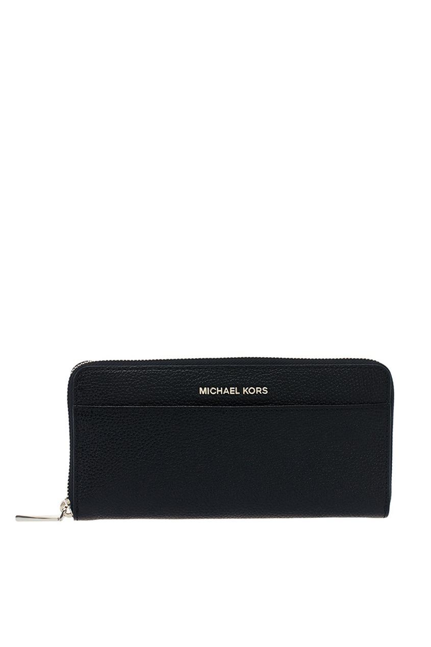 женский кошелёк michael kors, черный