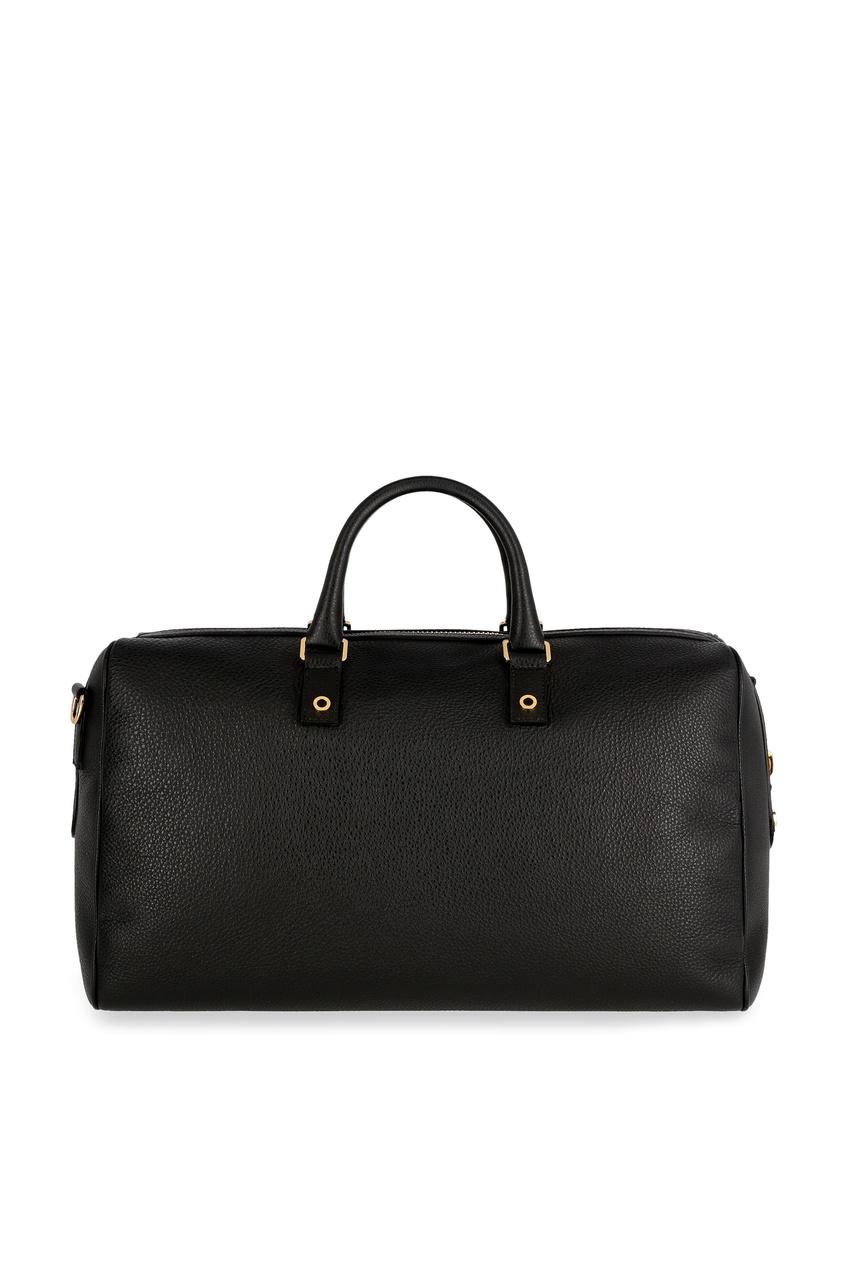 мужская дорожные сумка billionaire, черная