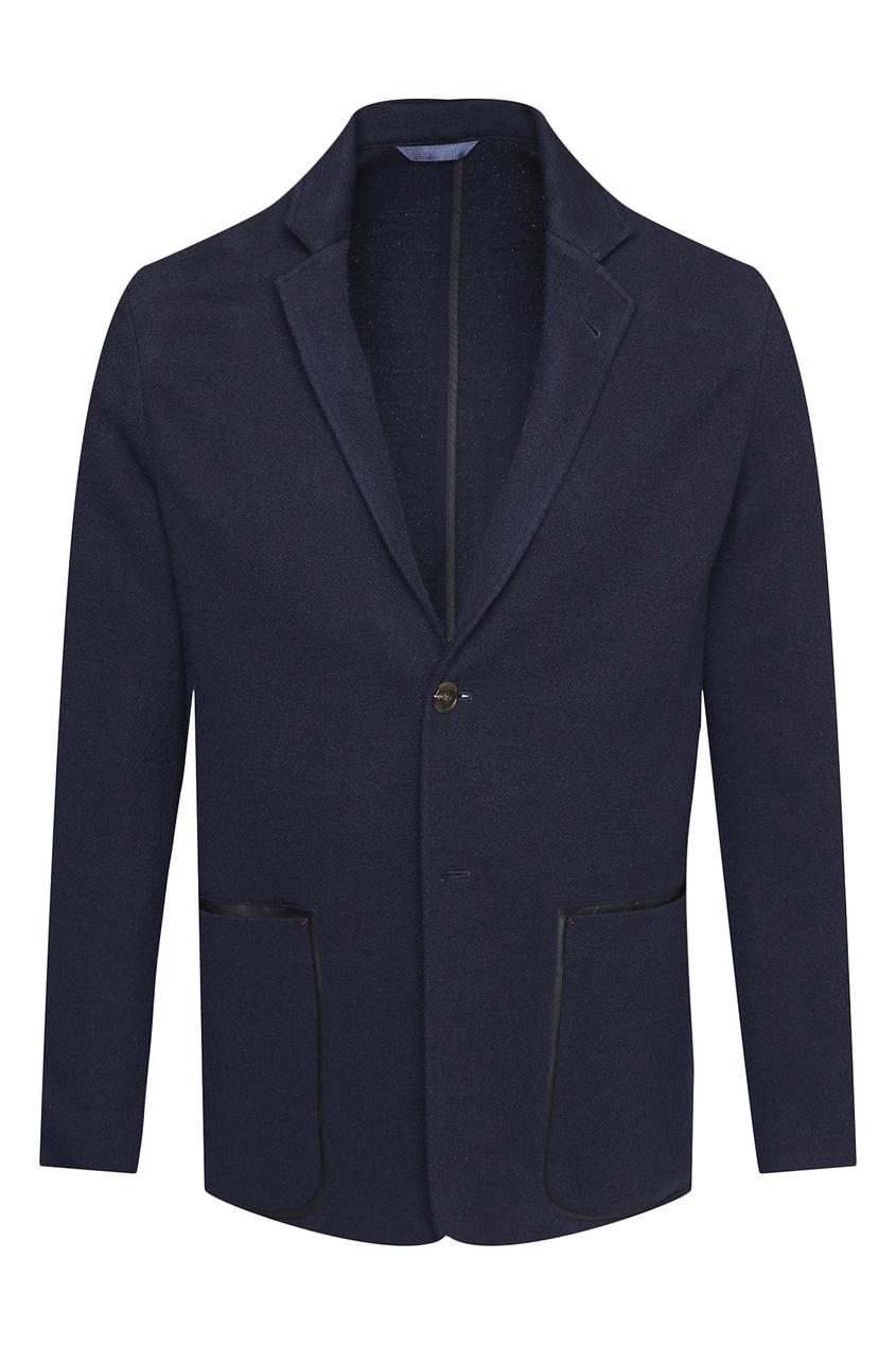 мужской пиджак paul smith, синий