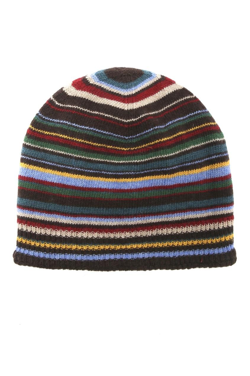 мужская шапка paul smith