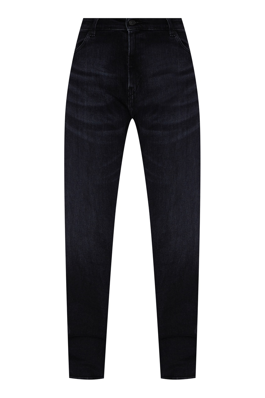 мужские джинсы boss, серые