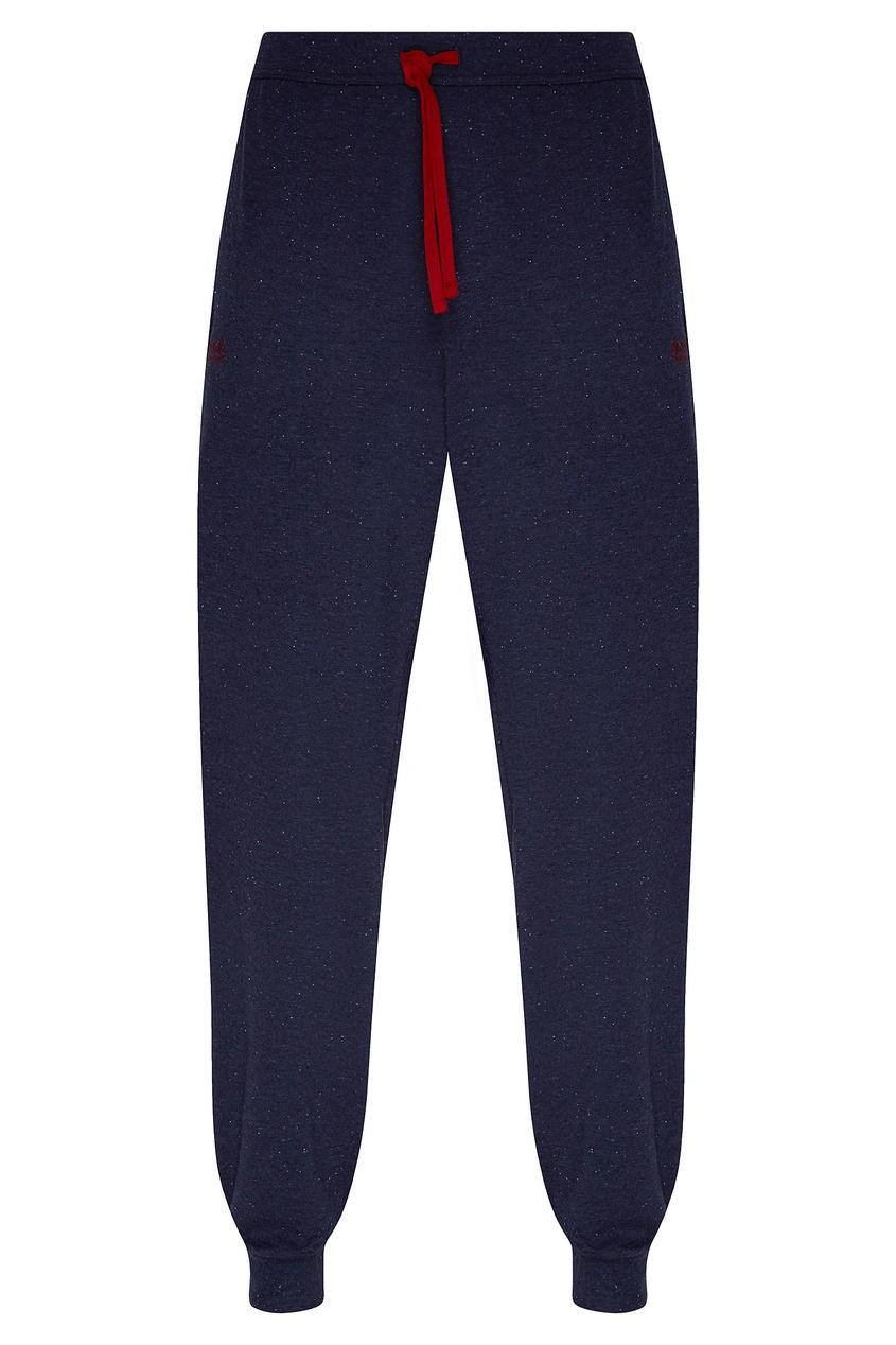 мужские брюки boss, синие
