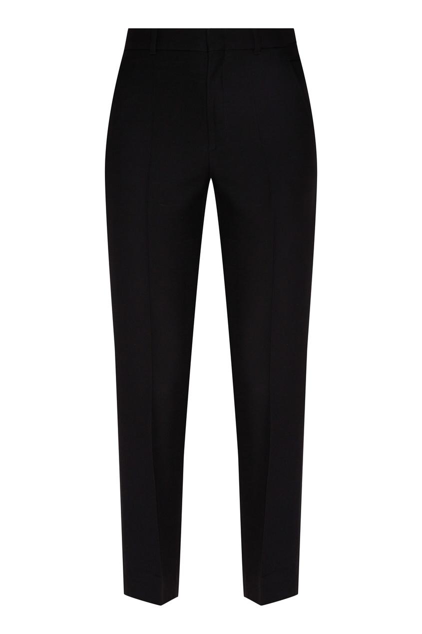 Черные брюки со стрелками от Gucci