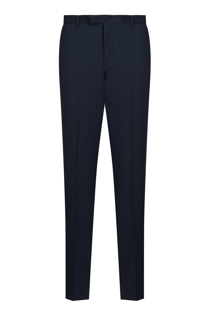 мужские классические брюки strellson, синие