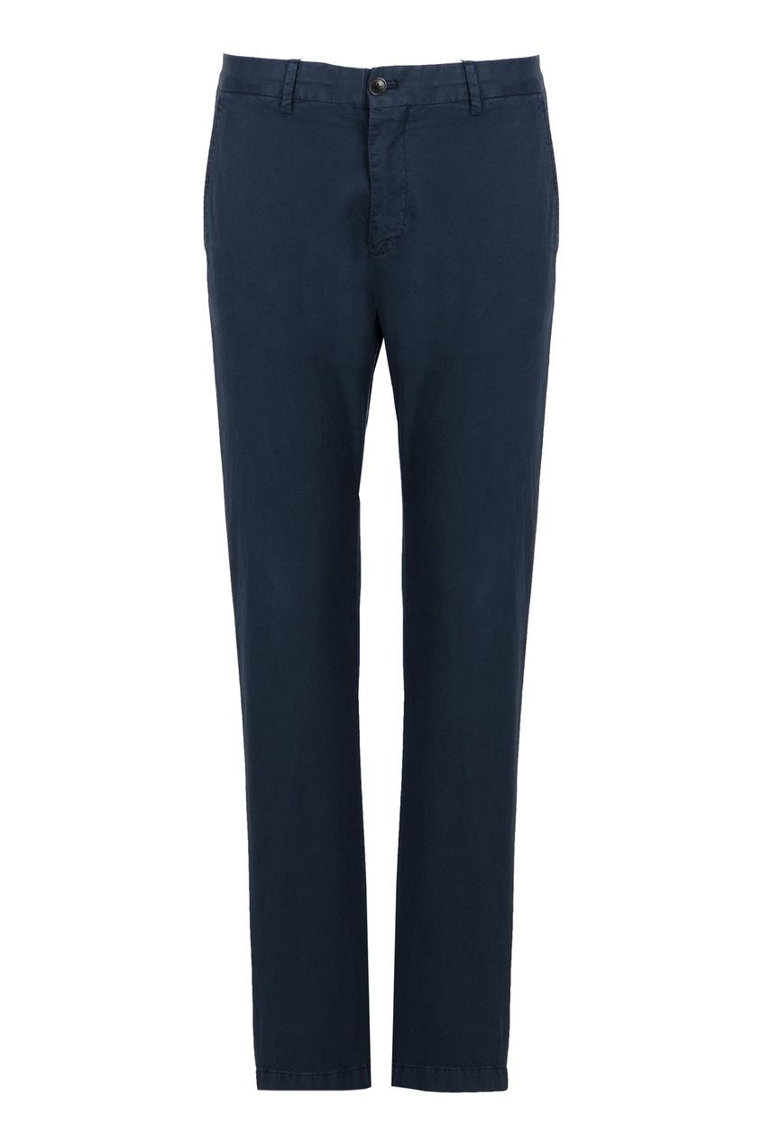 мужские брюки strellson, синие