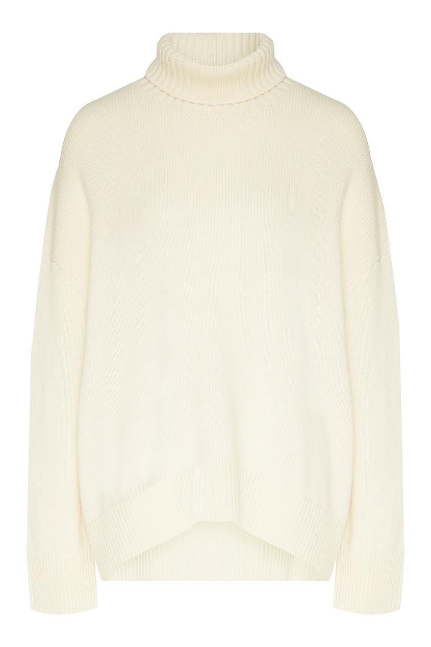 женский свитер addicted, белый