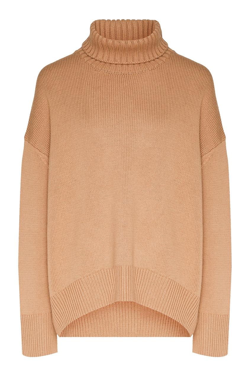 женский свитер addicted, бежевый