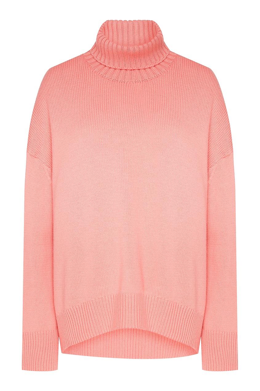 женский свитер addicted, розовый