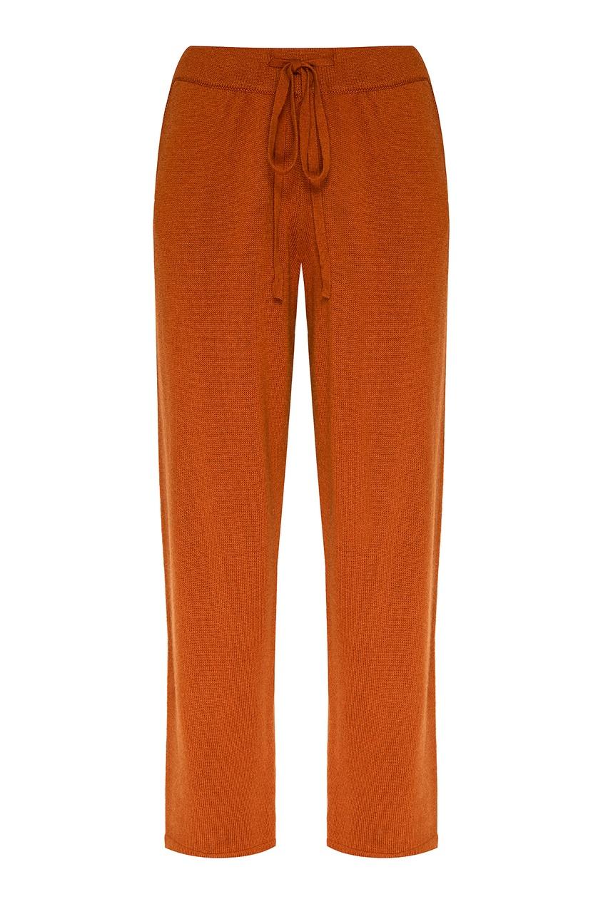 Укороченные брюки цвета карри Addicted 1733157647 оранжевый фото