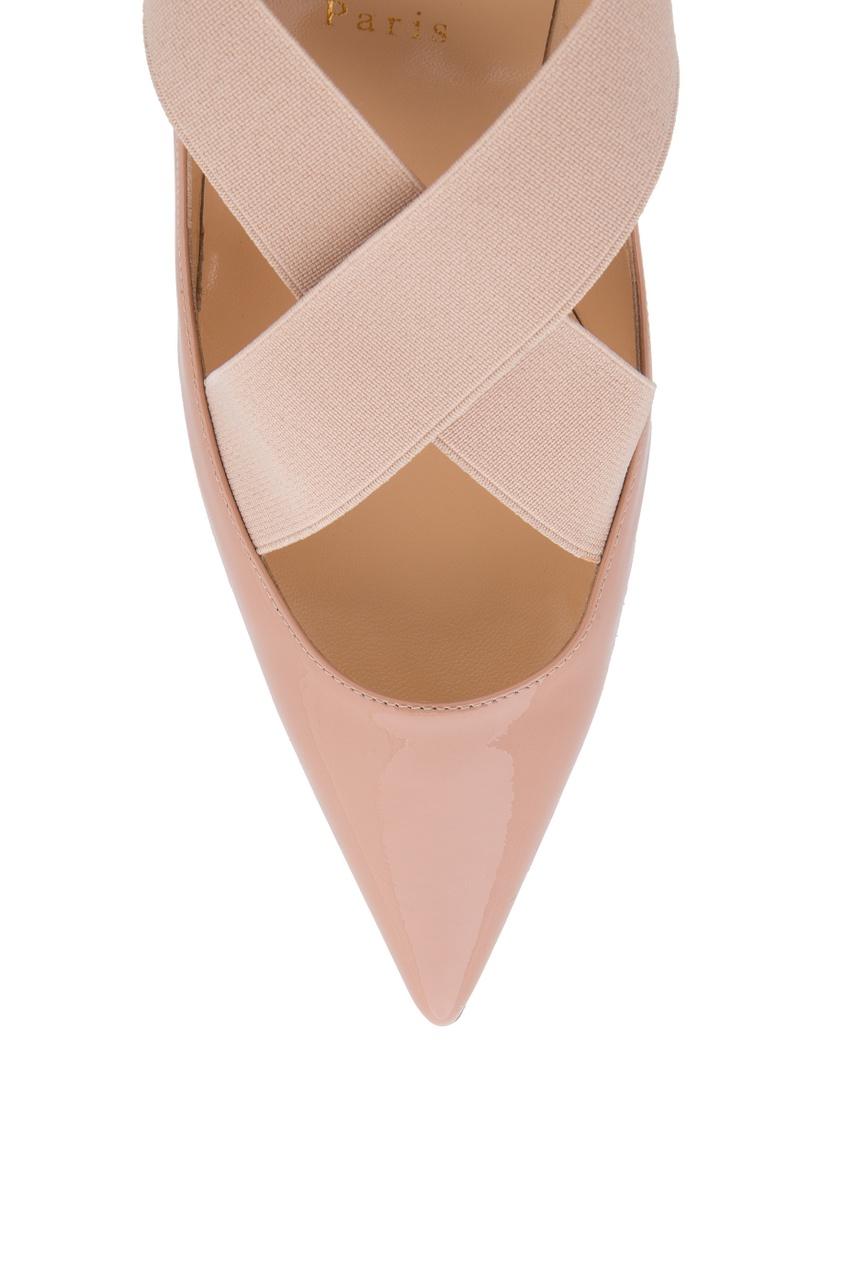 Туфли из лакированной кожи Sharpstagramm 100