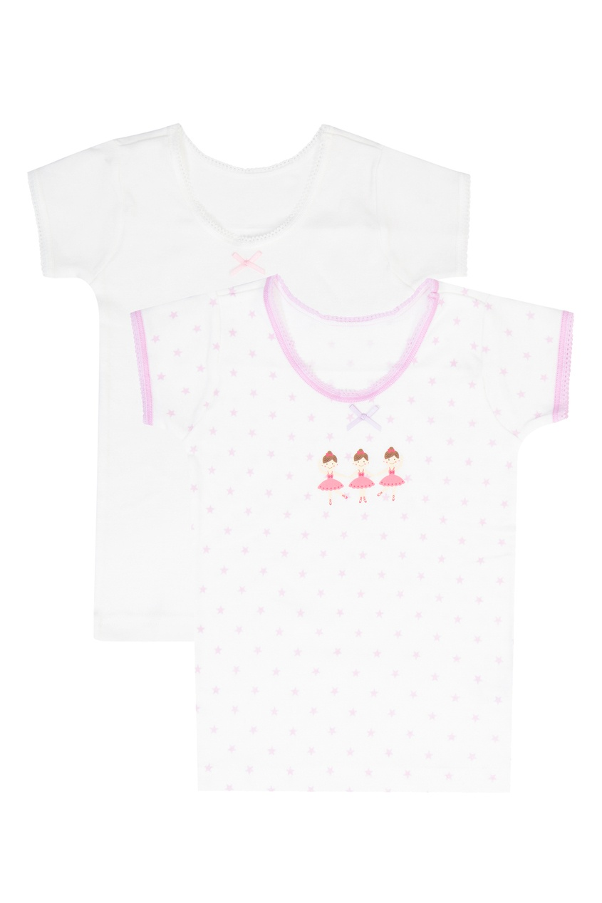 Набор детских футболок фото