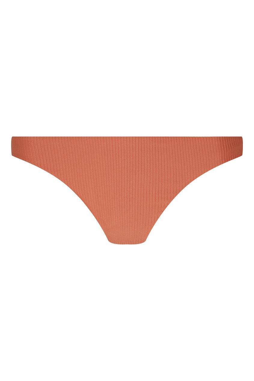 женские плавки roxy, коричневые