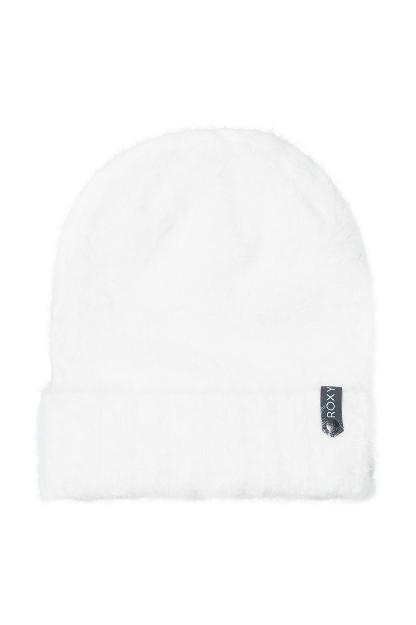 женская шапка roxy, белая