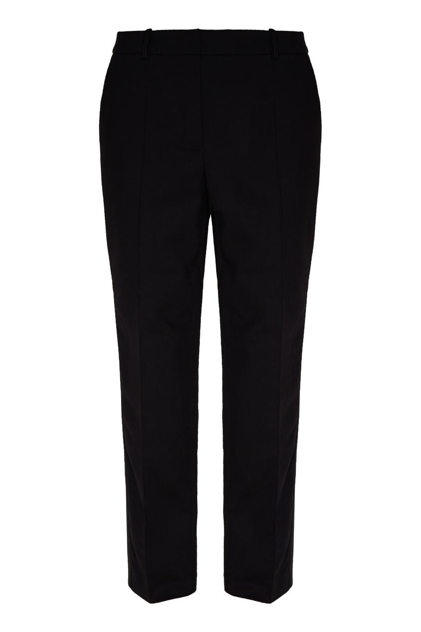 женские прямые брюки alena akhmadullina, черные