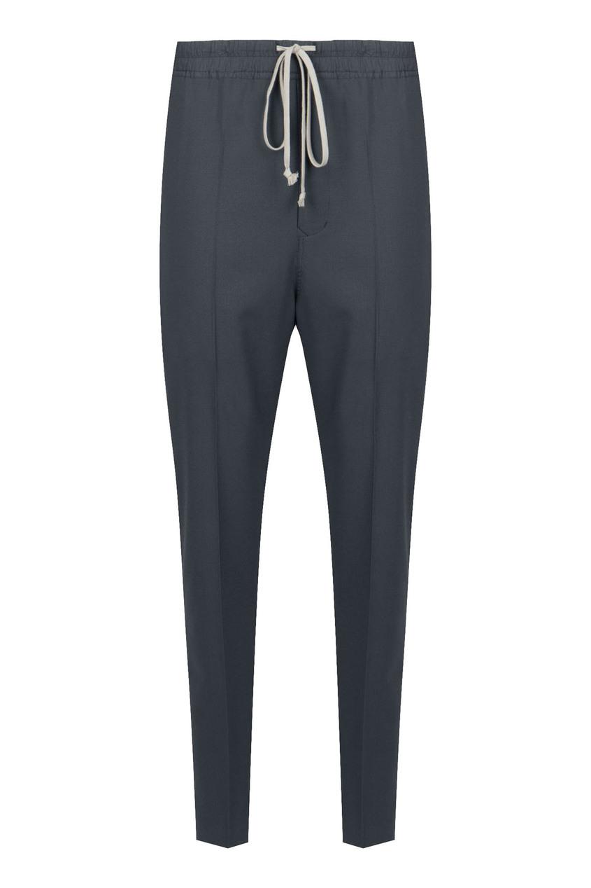 мужские брюки rick owens, серые