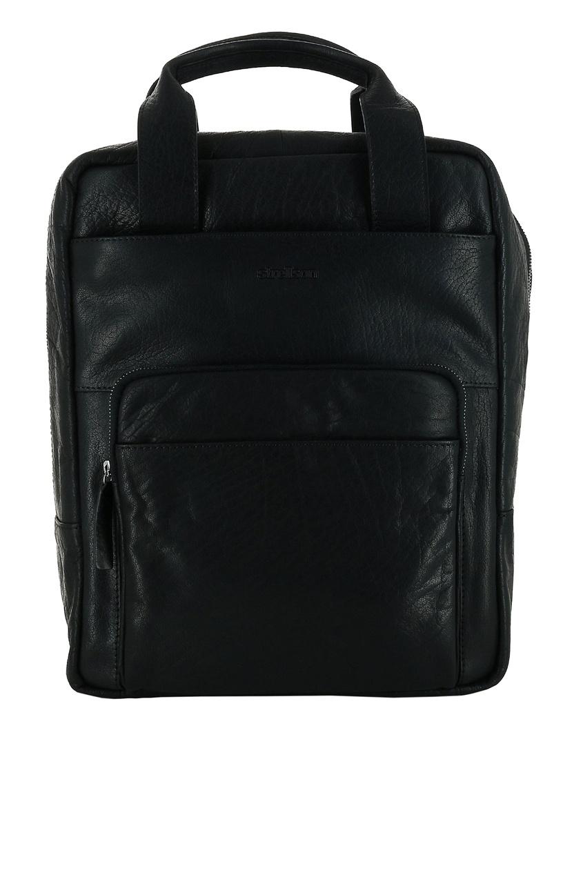 мужской рюкзак strellson, черный