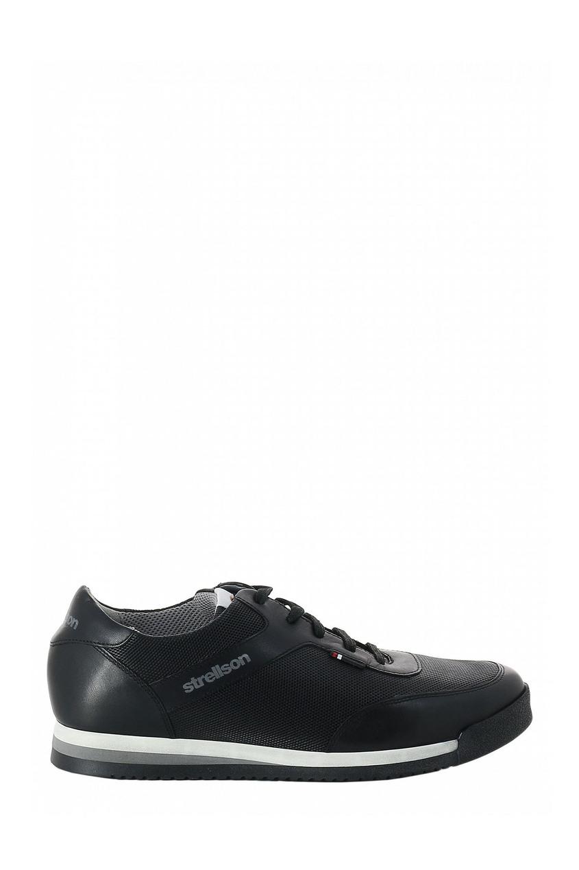 мужские кроссовки strellson, черные
