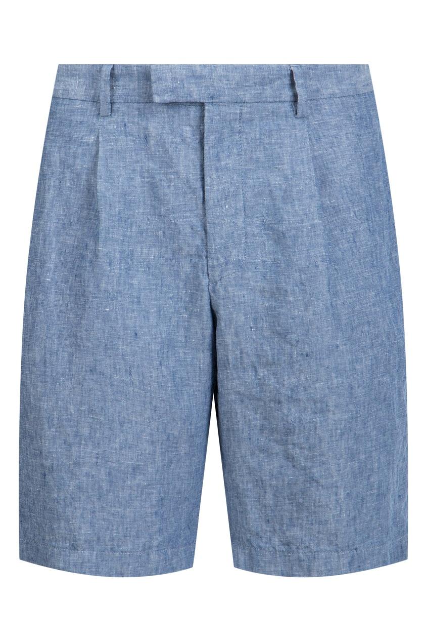 мужские шорты strellson, голубые