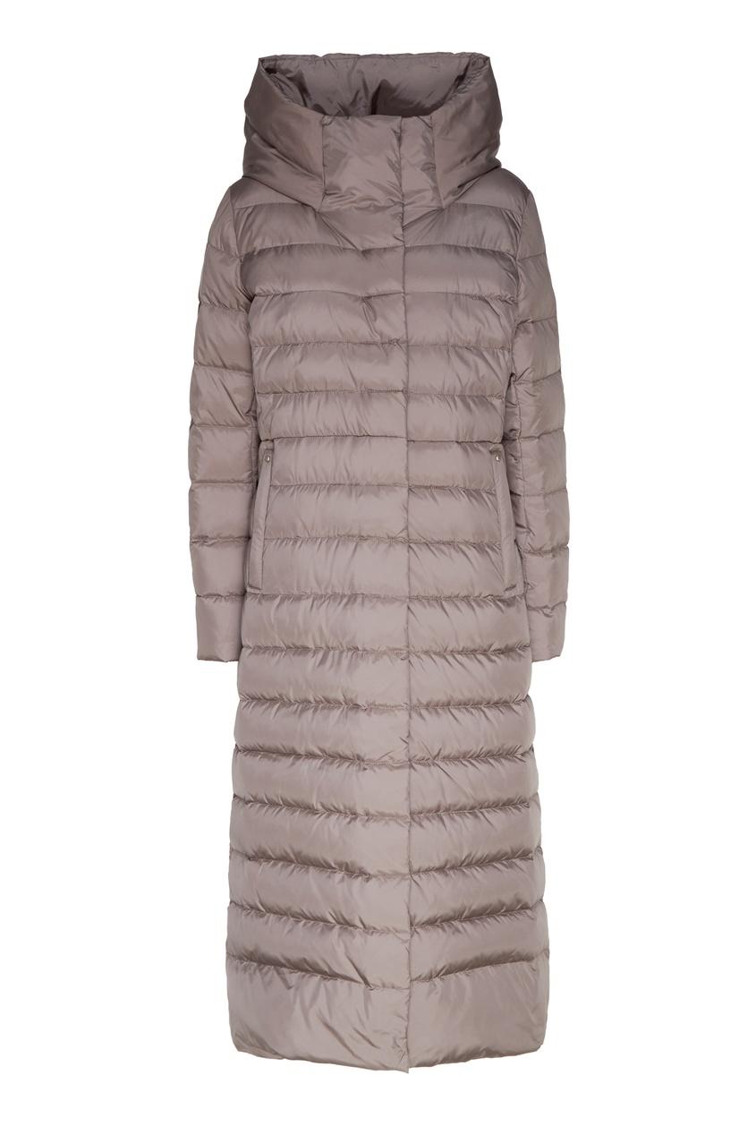 женское пальто milamarsel, серое